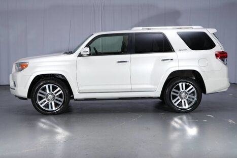 Toyota 4Runner 4WD Limited 2013
