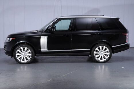 Land Rover Range Rover 4WD Supercharged 2015