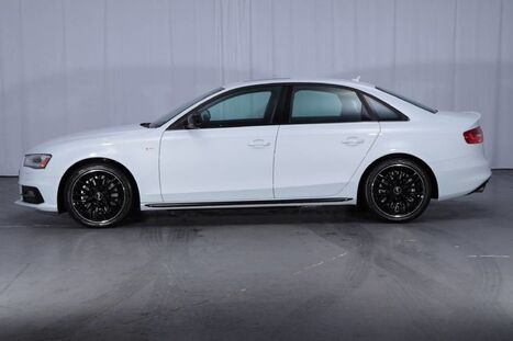 Audi A4 Quattro Competition Package AWD 2016