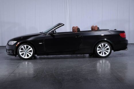 BMW 3 Series Convertible 328i 2012