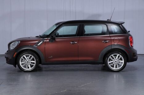 MINI Cooper Countryman AWD S ALL4 2013