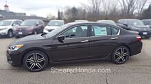 2017 Honda Accord Sedan Sport SE Rutland VT