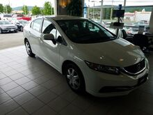 2014 Honda Civic Sedan LX Rutland VT