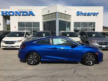 2016 Honda Civic Coupe LX Rutland VT