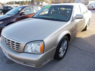 Cadillac DeVille DTS 2005