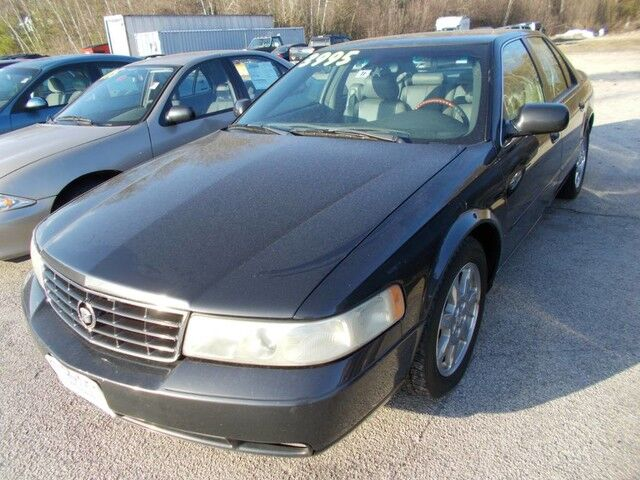 2001 Cadillac Seville Touring STS Hooksett NH