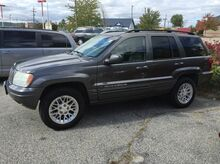 2002 Jeep Grand Cherokee Limited 4WD 4dr SUV Hooksett NH
