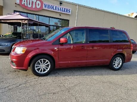 2014 Dodge Grand Caravan SE 4dr Mini Van Hooksett NH