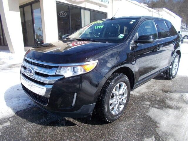 2012 Ford Edge Limited Hooksett NH