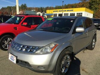 Nissan Murano S AWD 4dr SUV 2005