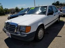 1988 Mercedes-Benz 240-Class base Hooksett NH