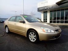 2004 Honda Accord Sdn EX Auto V6 w/Leather/XM Rocky Mount NC