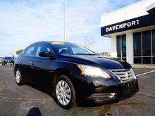 2015 Nissan Sentra 4dr Sdn I4 CVT S Rocky Mount NC