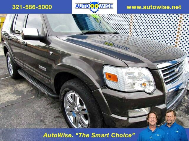Ford Explorer 3ROW NAVI Limited 2007