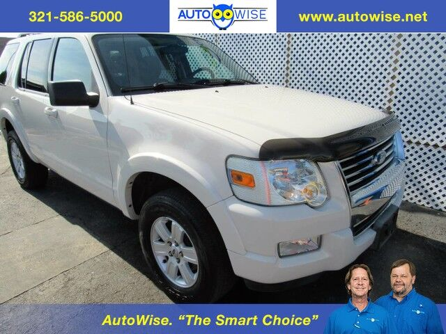 Ford Explorer 3 ROWS XLT 2010