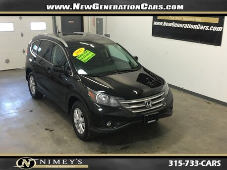 2013 Honda CR-V EX-L 4WD 5-Speed AT Utica NY