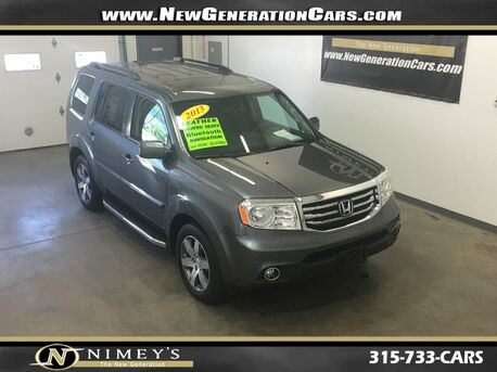 2013 Honda Pilot Touring 4WD 5-Spd AT with DVD Utica NY