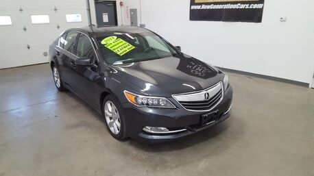 2014 Acura RLX 6 speed Automatic w/Navigation P-AWS Utica NY