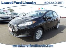 2017 Ford Fiesta S Laurel MS
