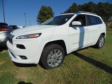 2017 Jeep Cherokee Overland Paris TN