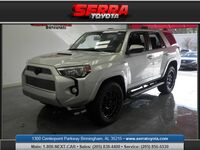 Toyota 4Runner Trail 2016