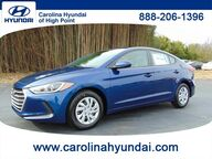 2017 Hyundai Elantra SE High Point NC