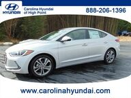 2017 Hyundai Elantra Limited High Point NC