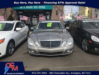 Mercedes-Benz E-Class Luxury 3.5L 2008