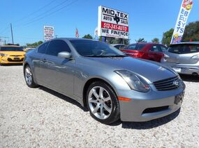INFINITI G35 Coupe w/Leather 2004