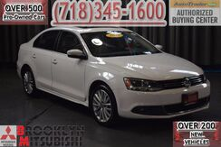 2011 Volkswagen Jetta Sedan SEL w/Sunroof PZEV Brooklyn NY