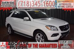2014 Mercedes-Benz M-Class ML350 BlueTEC Brooklyn NY