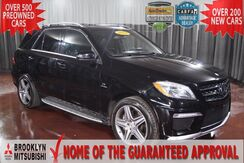 2014 Mercedes-Benz M-Class ML63 AMG Brooklyn NY