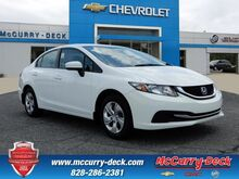 2014 Honda Civic Sedan LX Forest City NC