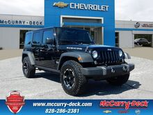2015 Jeep Wrangler Unlimited Rubicon Forest City NC