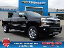 2017 Chevrolet Silverado 2500HD High Country Forest City NC