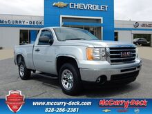 2012 GMC Sierra 1500 Work Truck Forest City NC