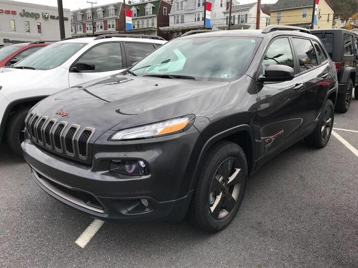 2017 Jeep Cherokee 75th Anniversary Edition Pottsville PA
