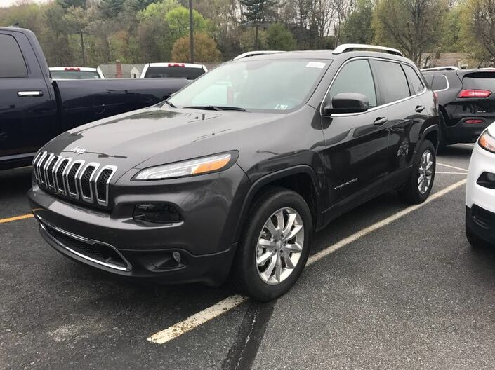 2017 Jeep Cherokee Limited Pottsville PA