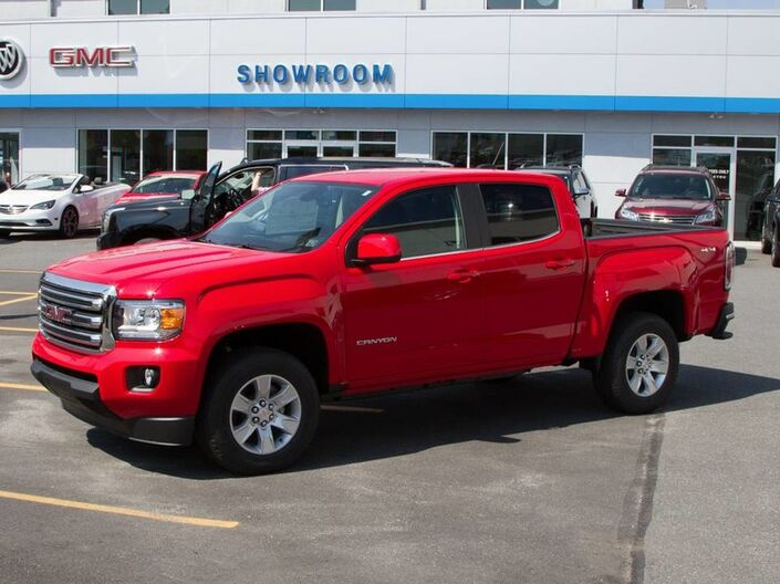 2017 GMC Canyon 4WD SLE Pottsville PA