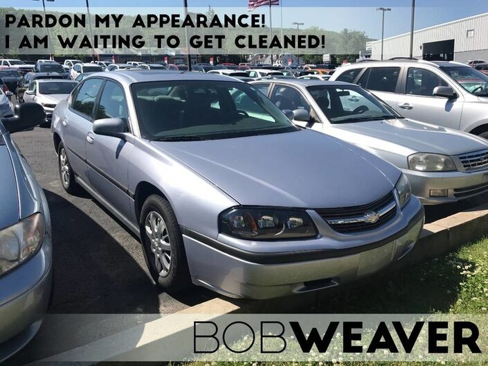 2005 Chevrolet Impala Base Pottsville PA