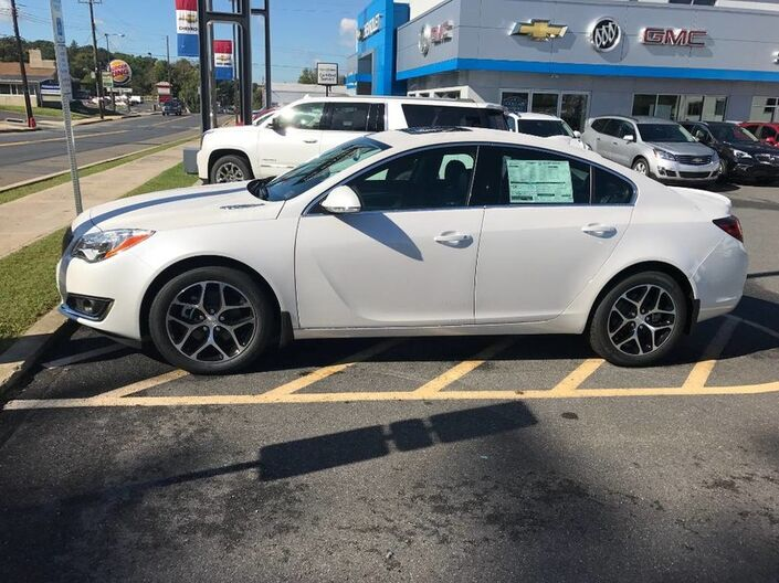 2017 Buick Regal Sport Touring Pottsville PA