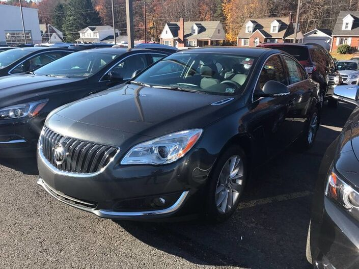 2017 Buick Regal  Pottsville PA