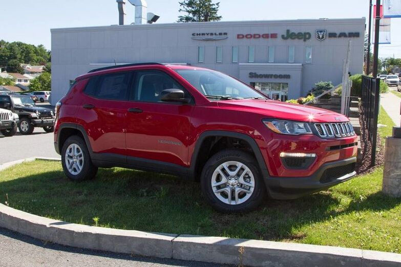 2017 Jeep Compass Sport Pottsville PA