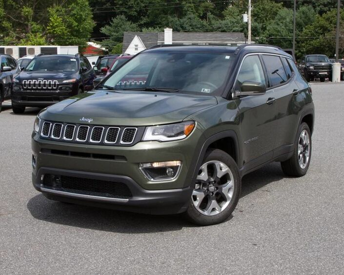 2017 Jeep Compass Limited Pottsville PA