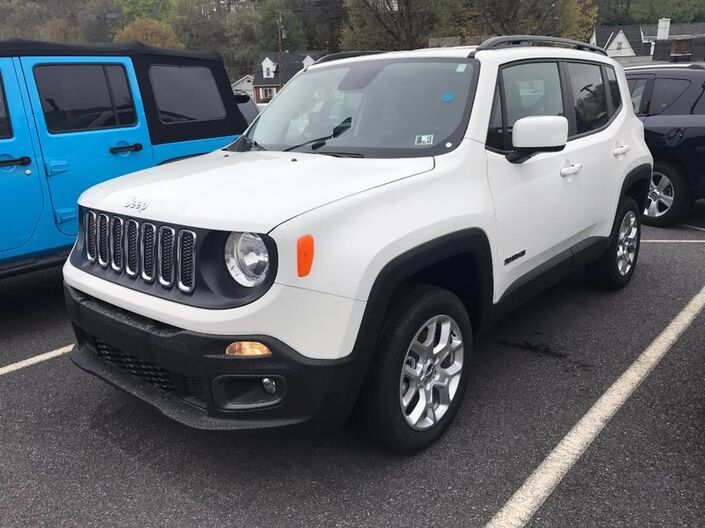 2017 Jeep Renegade Latitude Pottsville PA