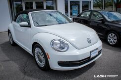 2014 Volkswagen Beetle Convertible 1.8T White Plains NY