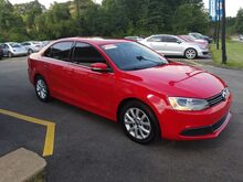 2014 Volkswagen Jetta Sedan SE w/Connectivity/Sunroof PZEV Lower Burrell PA