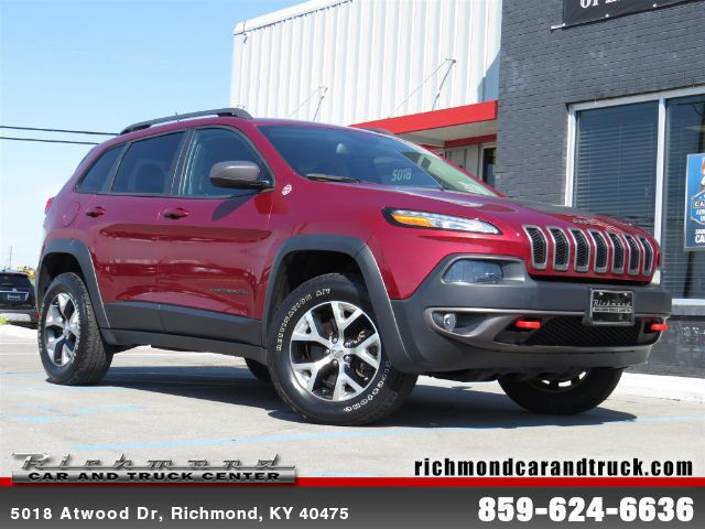 2014 Jeep Cherokee Trailhawk Richmond KY