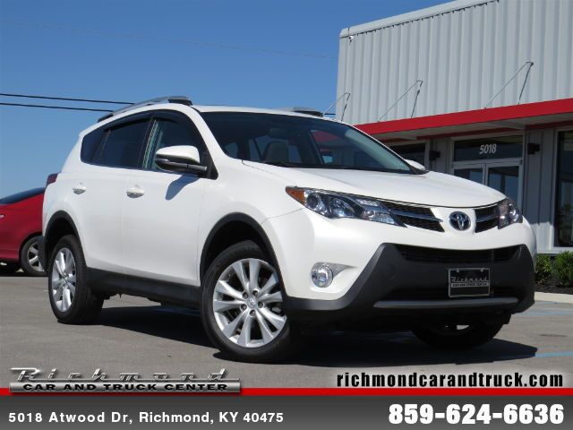 2013 Toyota RAV4 Limited Richmond KY