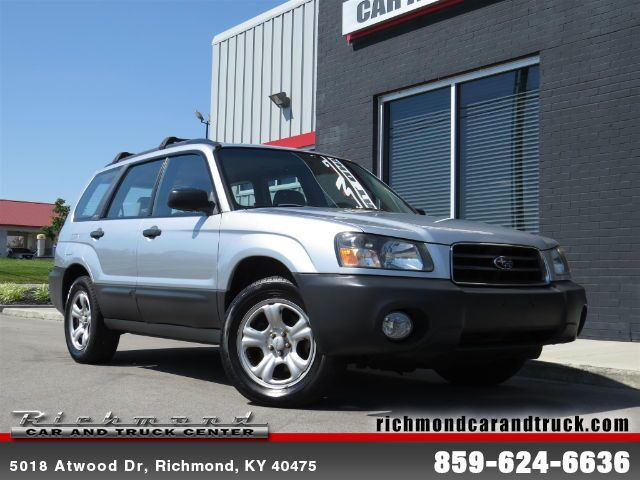 2004 Subaru Forester (Natl) X Richmond KY